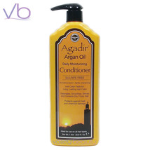 Agadir Argan Oil Daily Moisturizing Conditioner Sulfate Paraben FREE - HUGE! - $34.00