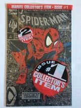 Spider-Man (1990 series) #1 Silver Bagged Sealed VF/NM Marvel Comics T M... - $17.81