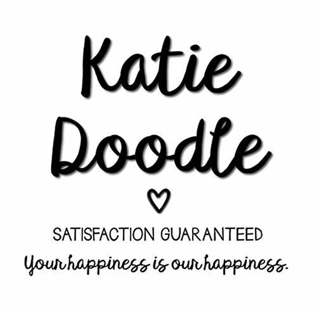 Katie Doodle 70th Birthday Party Supplies Decorations Gifts for Women or Men | I