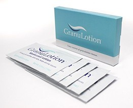 GranuLotion Medicated Lotion Box of 5 3.5mL Packets - $62.41
