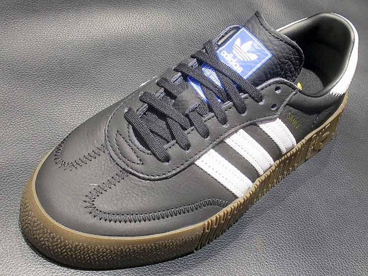 71c9b72627a Adidas Originals Sambarose W Black White and 41 similar items