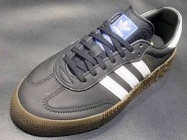 Adidas Originals Sambarose W Black/White [Platform Thickness] B28156 - $138.00