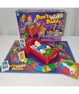 Don't Wake Daddy Board Game 2001 Milton Bradley Complete - $51.94