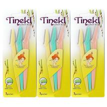 TINEKL EYEBROW RAZOR EyeBrow Trimmer 9 PIECES - $6.99