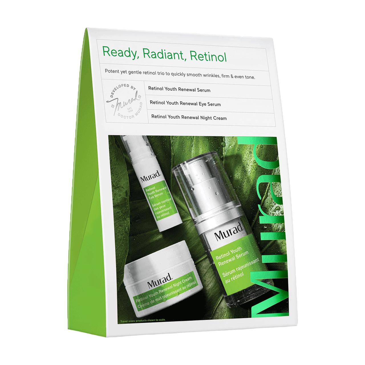Murad Ready Radiant Retinol Kit - $76.40