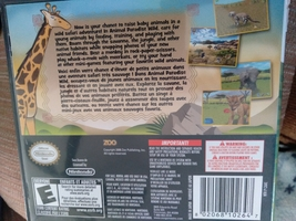 Nintendo DS Animal Paradise: Wild  image 2