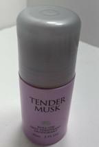Avon Tender Musk Roll On Deodorant Anti Perspirant New Old Stock  - $5.90