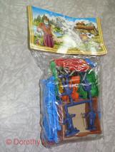 Abuelo Farm Play Set Model Railroading Figures Farmers Tree + More - $16.98