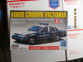 Lindberg Georgia State Patrol Ford Crown Victoria 1/25 scale - $25.99