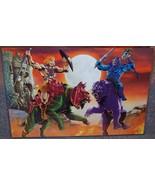 He-Man vs Skeletor Glossy Art Print 11 x 17 In Hard Plastic Sleeve - $24.99