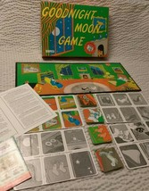 GOODNIGHT MOON GAME BRIARPATCH PRESCHOOL MATCHING COUNTING ALPHABET COMP... - $7.00