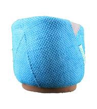 Etnies Femmes Circé Éco W Bleu Turquoise Plats Mary Jane Toile Chaussures Nib image 2