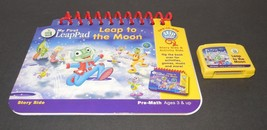 Leap Frog My First LeaPad Leap to the Moon Book Cartridge - $14.00