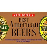 Best American Beers: An Enthusiast's Guide to the Most Distinctive Craft... - $14.80