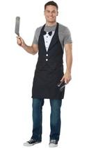 Tuxedo Apron Adult Unisex Costume - One Size - $15.50