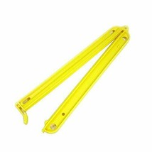 WELOC (Kwai lock) clip-it 220 oversized yellow 26.2 × 4 × 1.1cm - $36.71