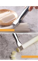 Stainless steel multi-function cutting onion knife cutting onion grater ... - $23.91 CAD