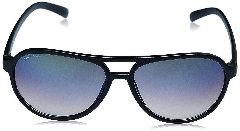 Fastrack Springers Aviator Sunglasses - (P295BK1|Multicolour)