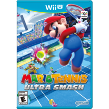 Mario Tennis Ultra Smash (Wii U, 2015 New) Video Game - $29.99