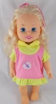 """Hasbro Doll Hair Grows 16"""" Tall 1989 - $11.81"""