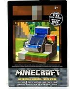 Mojang Mattel Minecraft Cave Biome Collection #4 Waterfall Wonder Age 6 ... - $35.99