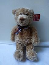 """New GUND MUFFLES #2482 Brown Bear Toy Stuffed Animal Plush 12"""" Retired H... - $14.62"""