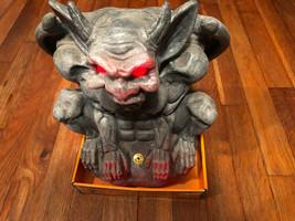 Vintage Super Gargoyle Halloween Decoration - $49.50
