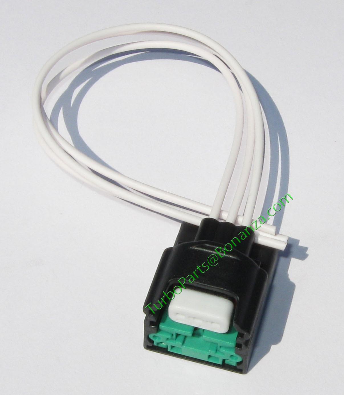 Qr25de Crankshaft Position Sensor: Crankshaft Position Sensor Connector Plug For Nissan