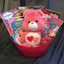 CareBears Gift Basket - $55.00
