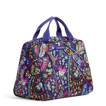 Vera Bradley Water-Repellent Lighten Up Lunch Cooler Bag, Petite Paisley
