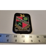 Sports Treasure 550 Fair Lanes Tenpins Patch Ten Pins Bowling Fabric Col... - $18.99