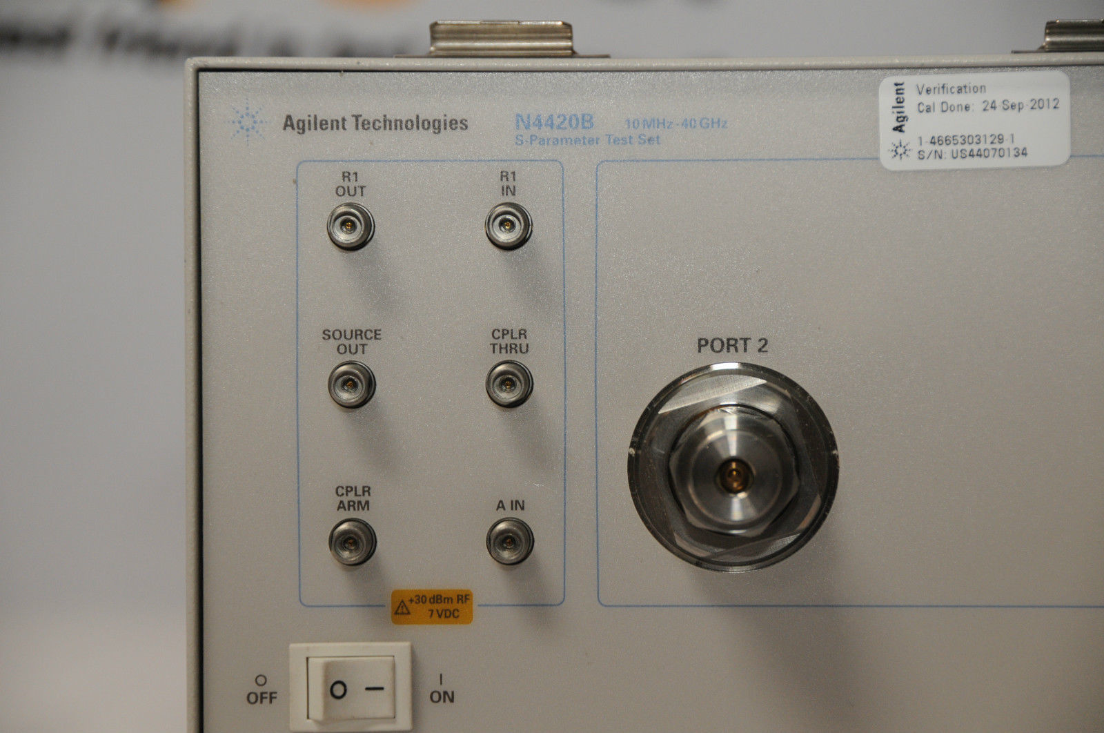 Men's Accessories Hp Agilent Keysight 8511a 4-channel 26.5 Ghz Frequency Converter With Warranty Strong Packing