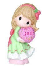 "Precious Moments 2011 Dated Figurine ""Love Is The Best Gift Of All"" III00I - $17.81"