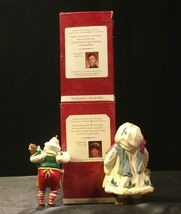Hallmark Handcrafted Ornaments AA-191775C Collectible ( 2 pieces ) image 4