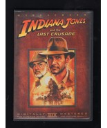 Indiana Jones and the Last Crusade (DVD, 2008) free shipping - $5.87