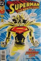 Superman: The Man of Steel #28 (December 1993) [Comic] [Jan 01, 1993] DC Comics - $3.91