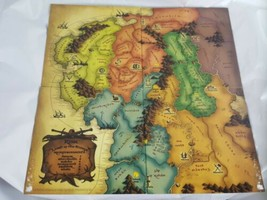 Risk Lord of the Rings Replacement Board - $4.95