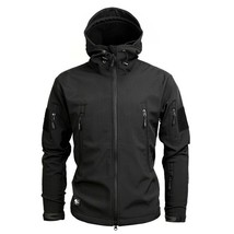 Mege Brand Clothing Men Military Jacket US Army Tactical Sharkskin Softs... - $75.28