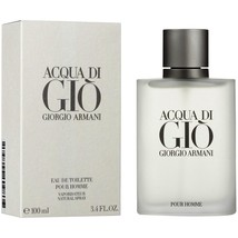 Armani Acqua di Gio Men Edt Spray 1.7oz 50ml New in Box * Low Shipping * - $58.79