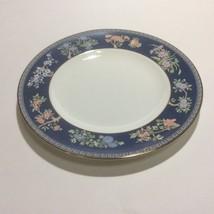 "Wedgwood Blue Siam Salad Plate s 8 1/8"" - $9.88"