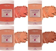 L'Oreal Paradise Enchanted Scented Blush-Color Choice-Sealed - $6.45