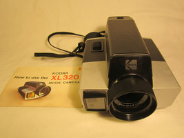 Movie Camera KODAK XL320  [Y6] - $13.44