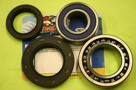 YAMAHA 96-98 YFM350 Big Bear 4x4 Rear Axle Bearing / Wheel Bearing Kit - $34.41