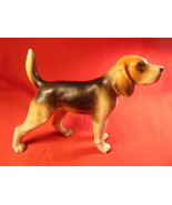 "4"" Tall, Bone China, Beagle Dog Figurine. - $12.99"