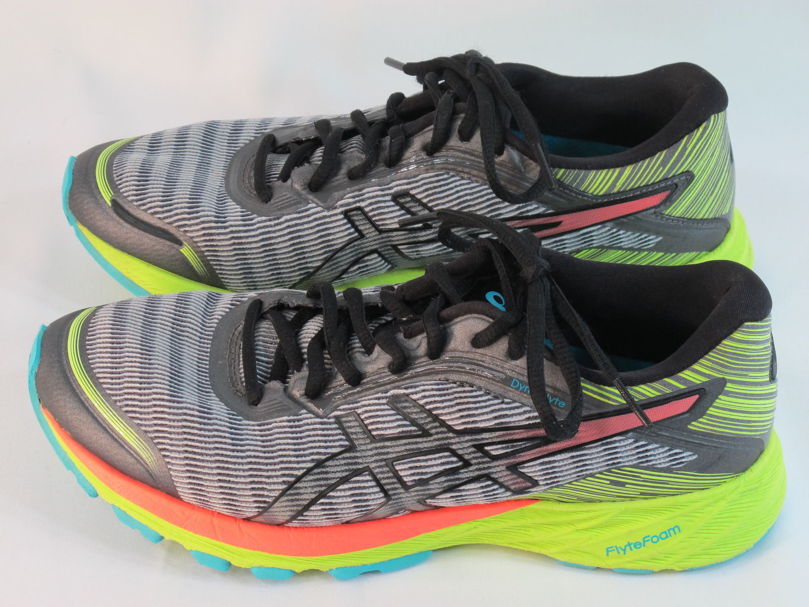ASICS Dynaflyte Running Shoes Women's Size 7.5 US Excellent Plus Condition