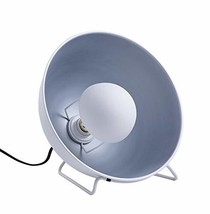 Archiology Spoon Uplight Coffee Side Table Accent Lamp - Retro, Adesso, ... - $55.15