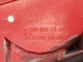 06-09 Mercedes W209 CLK350 CLK500 CLK55 AMG Taillight Lamp Driver Left - LH image 7