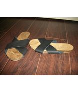 Womens Esprit Bounty Footbed Sandals Size 6M  - $6.00