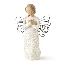 Willow Tree Remembrance Angel, sculpted hand-painted figure - $37.52
