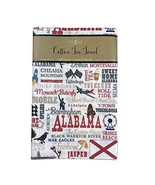 Alabama State Towel Cities Landmarks Made in the USA - $16.00